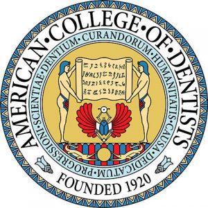 American College of Dentists logo