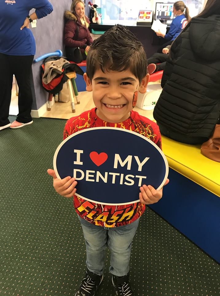 Pediatric Dentistry patient at Kidzdent in Old Bridge, NJ