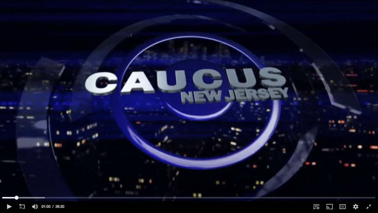 Dr. Cavan Brunsden on Caucus: New Jersey