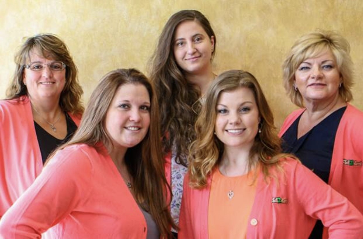 KidZdent Orthodontic Team photo