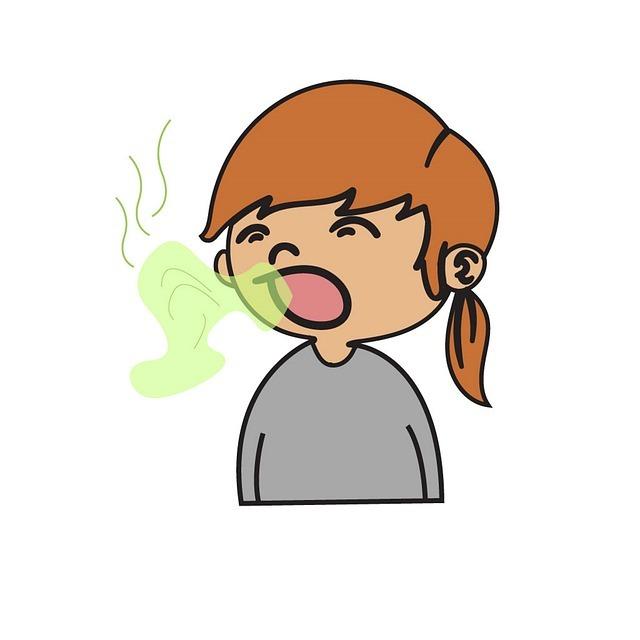 preventing bad breath in children