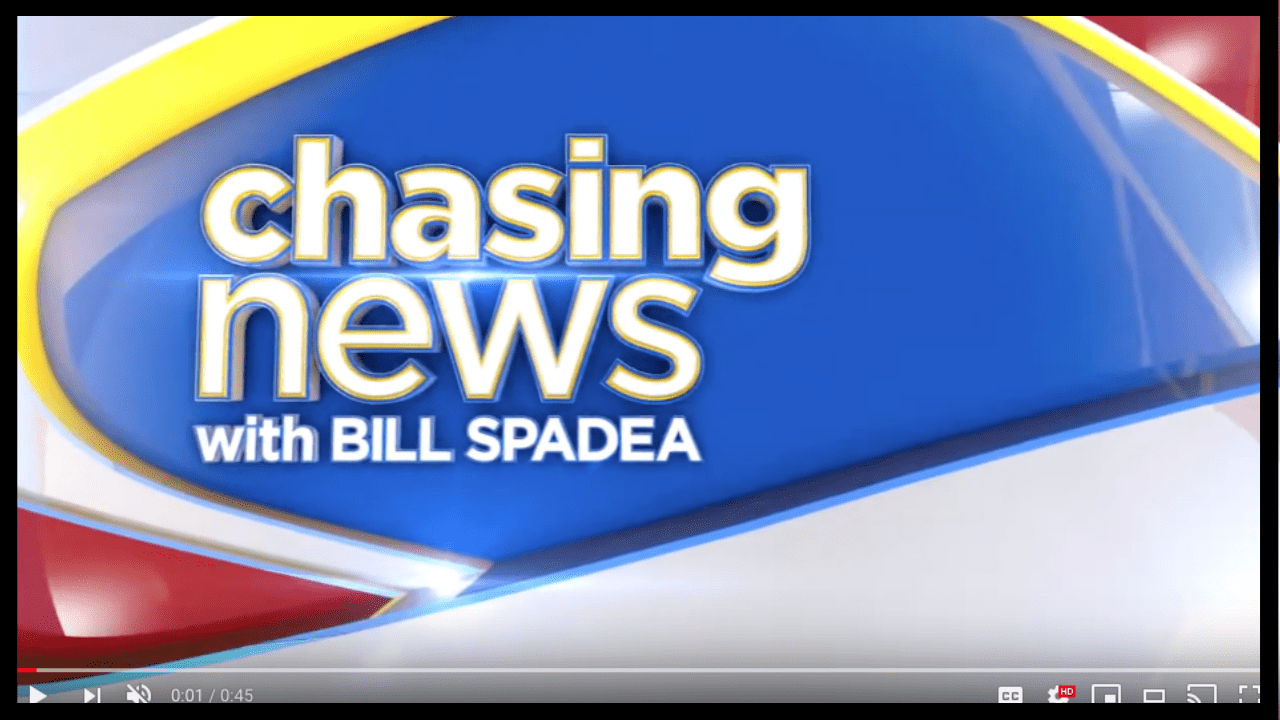 Chasing News with Bill Spadea press release of Kidzdent