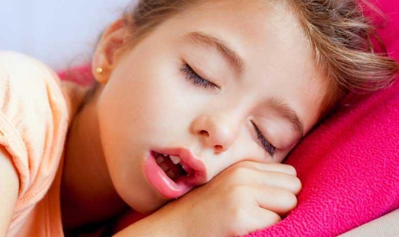 Breathing wellness in children