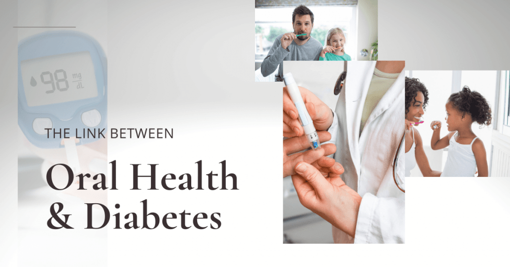 The link between oral health and diabetes